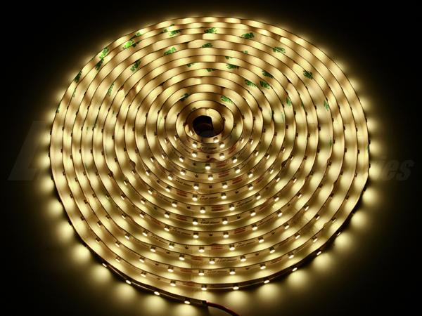 Taśma 300 LED LINE SMD3528 biała ciepła