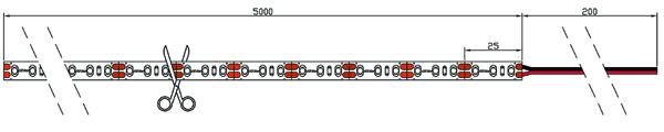 T150SMD3528 schemat